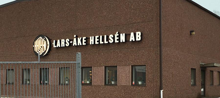 Lars-Åke Hellsén AB